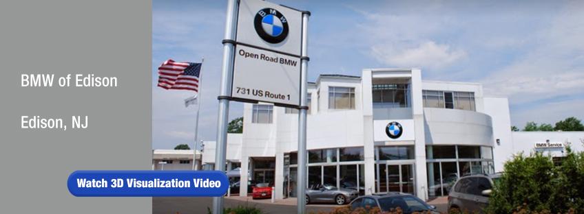 Facility Slider BMW 3D video 3